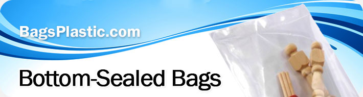 Bottom-Sealed Plastic Bags